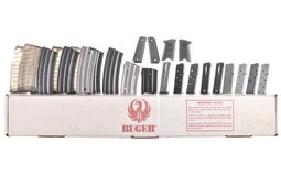 Group of Assorted Firearm Magazines and Other Accessories