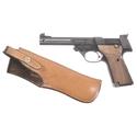 High Standard Supermatic Trophy Pistol 22 LR