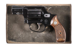 Smith & Wesson .38 Chiefs Special Double Action Revolver