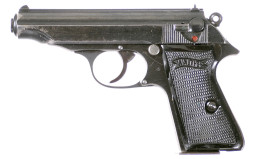Walther PP Semi-Automatic Pistol