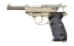 Walther/Interarms P38 Semi-Automatic Pistol