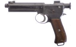 Steyr Model 1907 Semi-Automatic Pistol