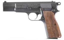 Fabrique Nationale Model 1935 Hi-Power Semi-Automatic Pistol