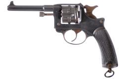 St. Etienne Model 1892 Double Action Revolver