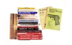 Group of Nineteen Assorted Firearms-Related Books