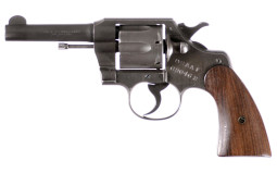 Colt Commando Double Action Revolver