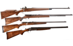 Four Rifles