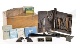 Group of Assorted Ammunition, Tools, and Parts