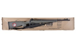 Savage Model 11 Hog Hunter Bolt Action Rifle with Matching Box