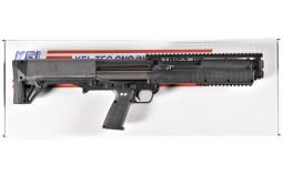 Kel-Tec KSG Slide Action Bullpup Shotgun with Matching Box