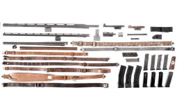 Group of Gun Barrels and Accessories.
