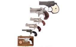 Six Handguns