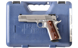 Springfield Armory Model 1911-A1 Semi-Automatic Pistol with Matc