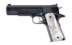 Colt MK IV Semi-Automatic .22 Conversion Pistol