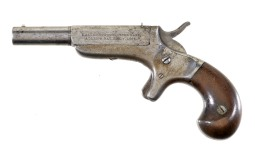 E Allen & Co. .22 Center Hammer Single Shot Pistol