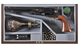 Colt Signature Series Model 1860 U.S. Cavalry Edition with Case