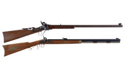 Two Contemporary Rifles
