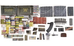 Large Group of Assorted Ammunition