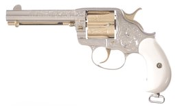 Custom Colt Model 1878 Frontier Double Action Revolver