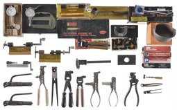 Group of Assorted Reloading Gear and Tools
