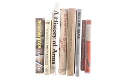 Group of Eight Firearms-Related Books