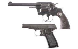 Two Hand Guns