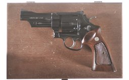 Smith & Wesson Model 27-2 Double-Action Revolver