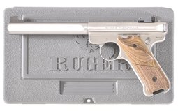 Ruger Model Mark II Competition Target Semi-Automatic Pistol