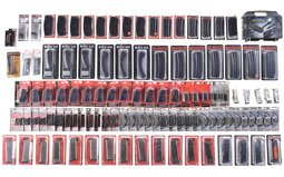 Group of Assorted Savage and Ruger Magazines With Conversion Kit