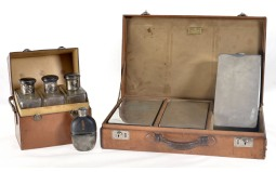 Two Prohibition Cases and One Flask