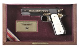 Auto Ordinance 1911A1 Pistol WWII Commemorative