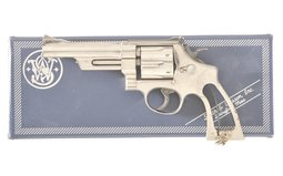 Smith & Wesson Model 27 Double Action Revolver