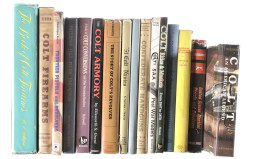 Group of Sixteen Assorted Firearms-Related Books