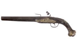 Unknown Flintlock Pistol