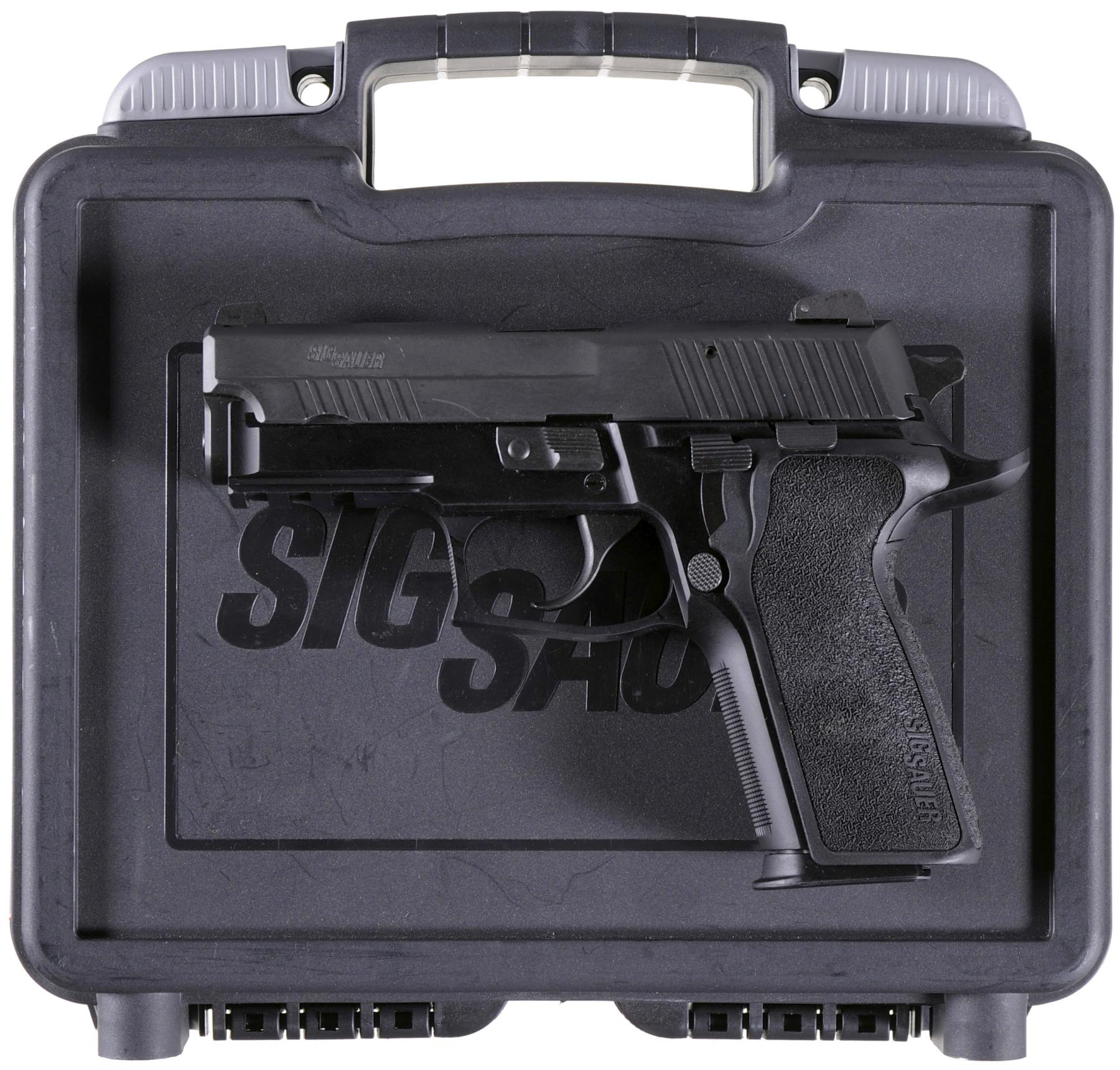 sig arms p229 pistol 40 s w