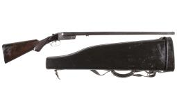Ithaca Crass Model Quality 3 Side by Side Box Lock Shotgun