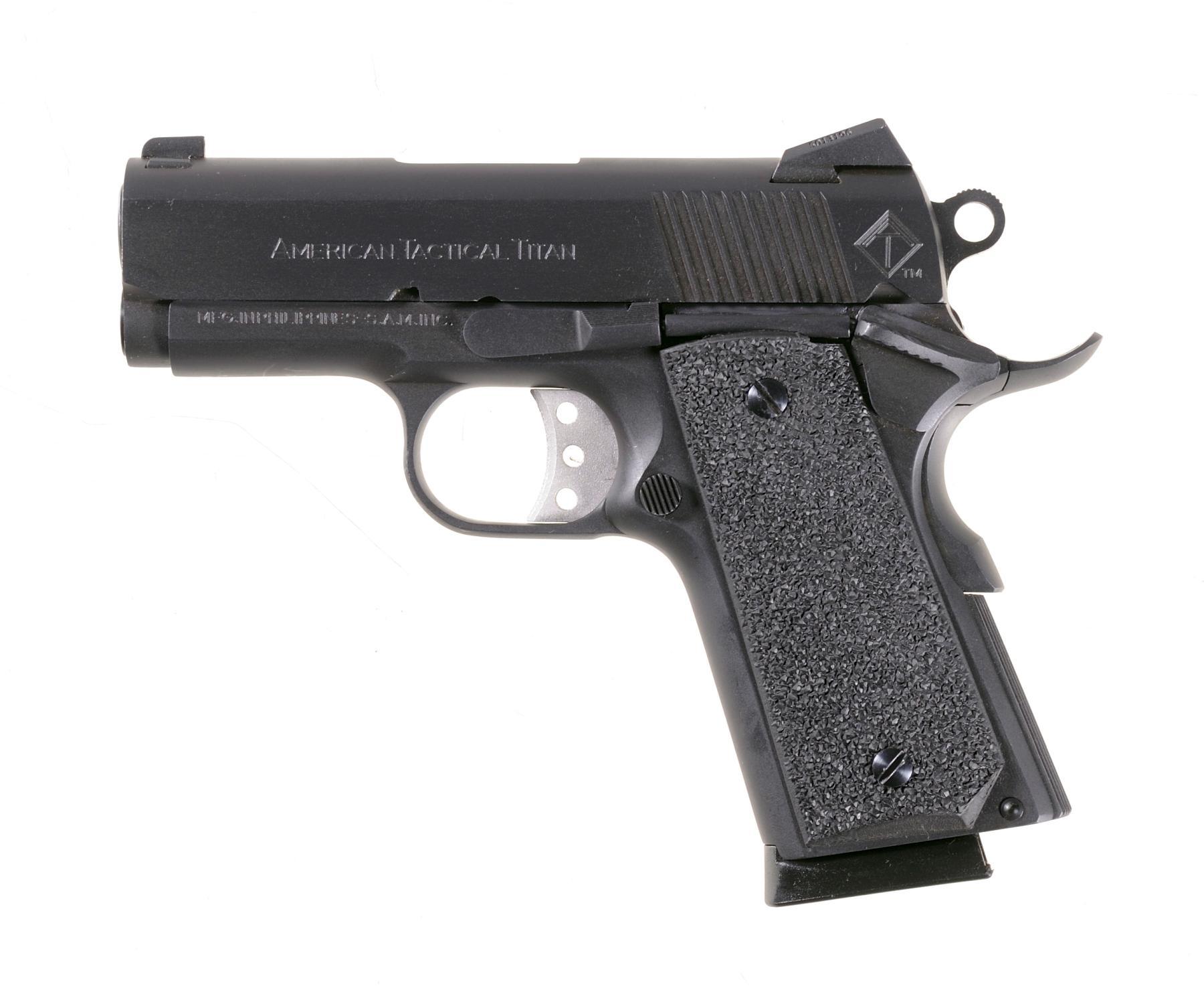 American Tactical Titan Pistol 45 Acp