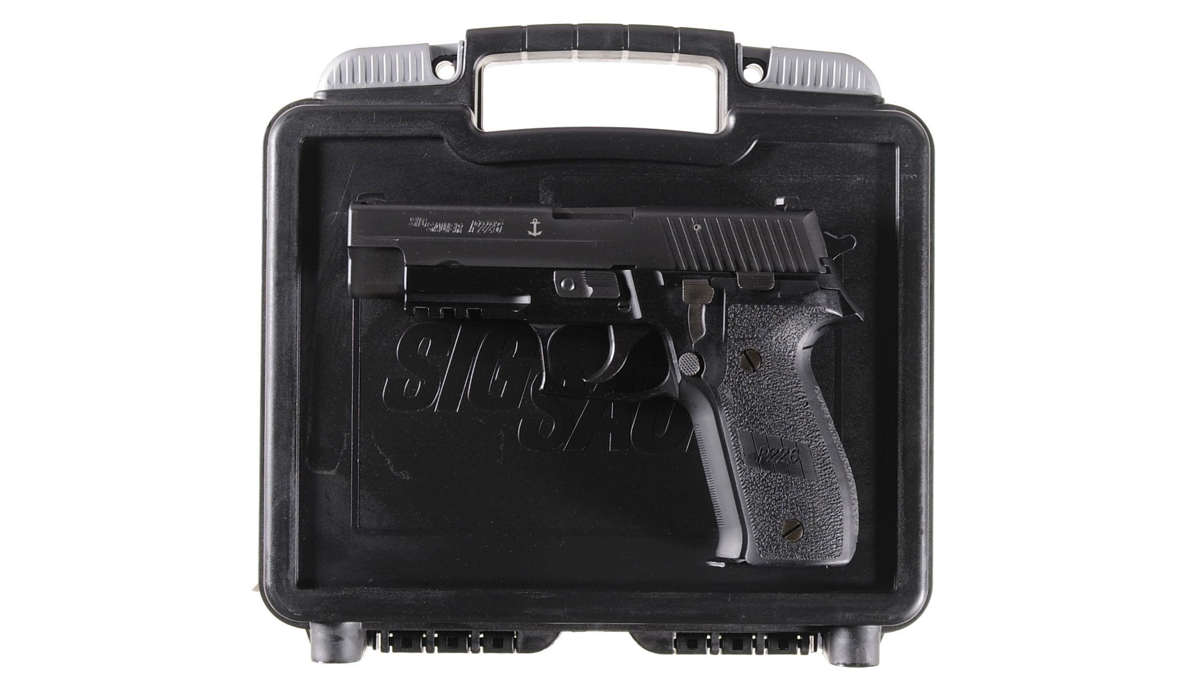 Sig Arms P226 Pistol 9 mm parabellum