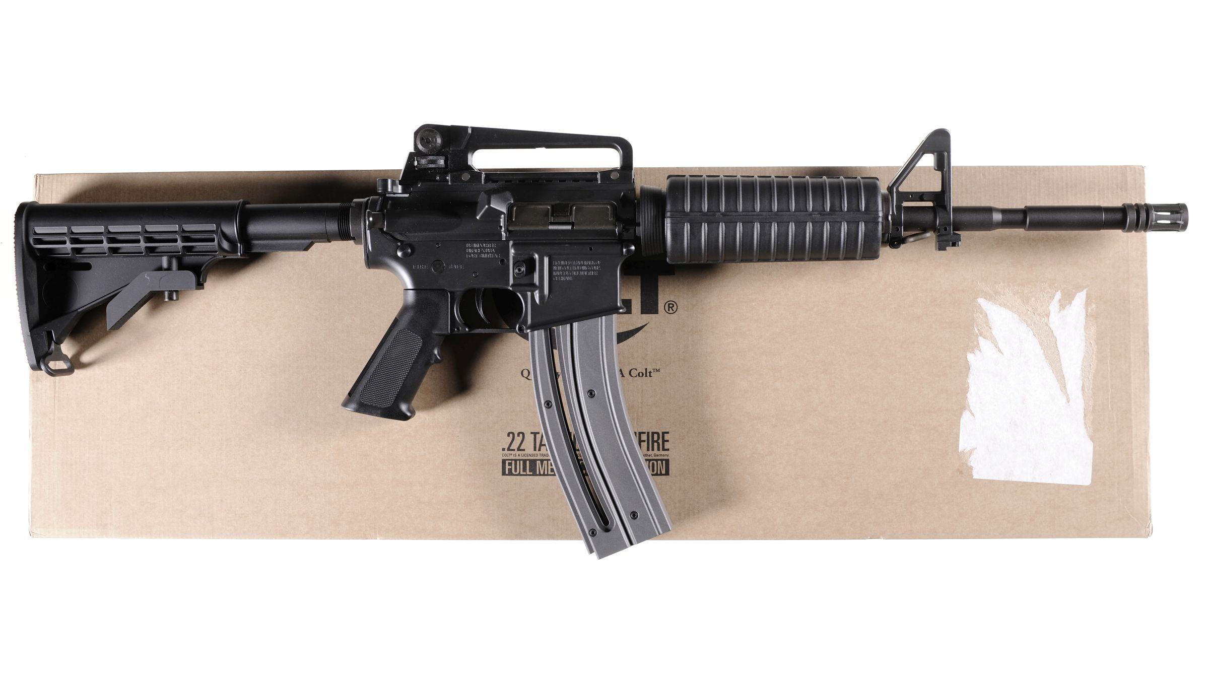 Colt M4 Carbine 22 LR