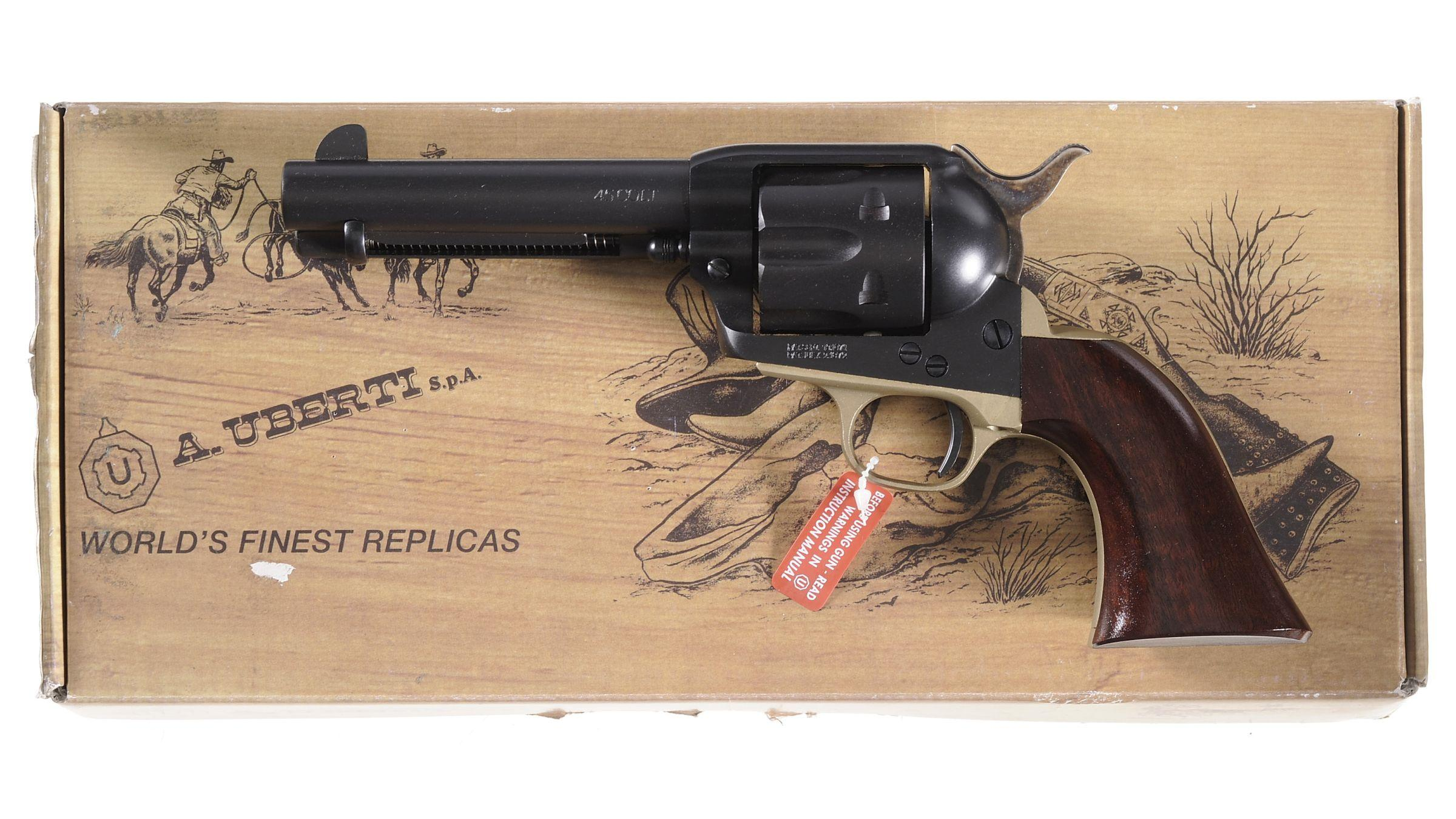Uberti Cattleman Revolver 45 Colt