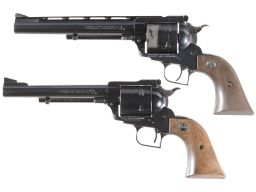 Lot of Two Ruger Bearcat Revolvers - A) Sturm, Ruger New Bearcat