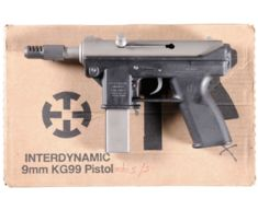 WM 1918 Dated Imperial German Luger Pistol