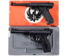 Three Ruger Model 77 Bolt Action Rifles