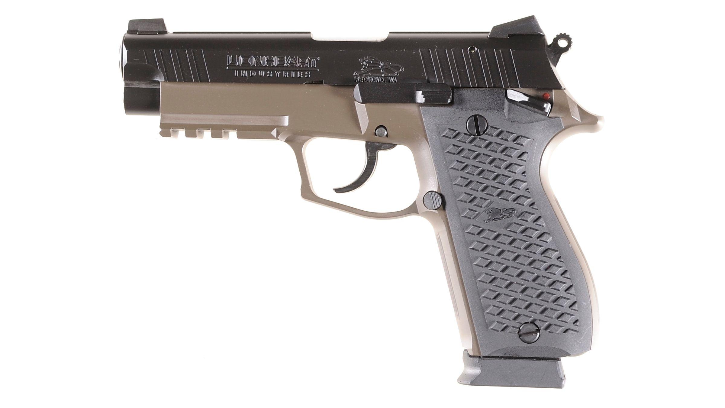 Lionheart Industries LH9 MKII Semi-Automatic Pistol