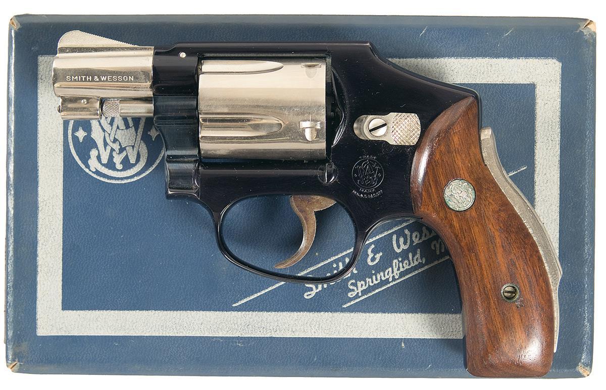 Smith & Wesson 42 Revolver 38 S&W special