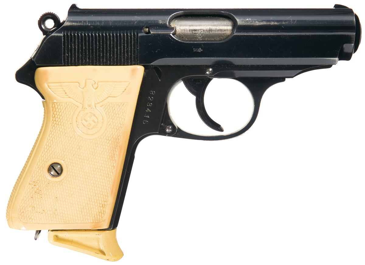 Walther PPK Pistol 7 65 mm auto