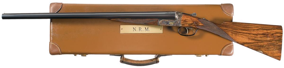 Churchill Double Shotgun 12