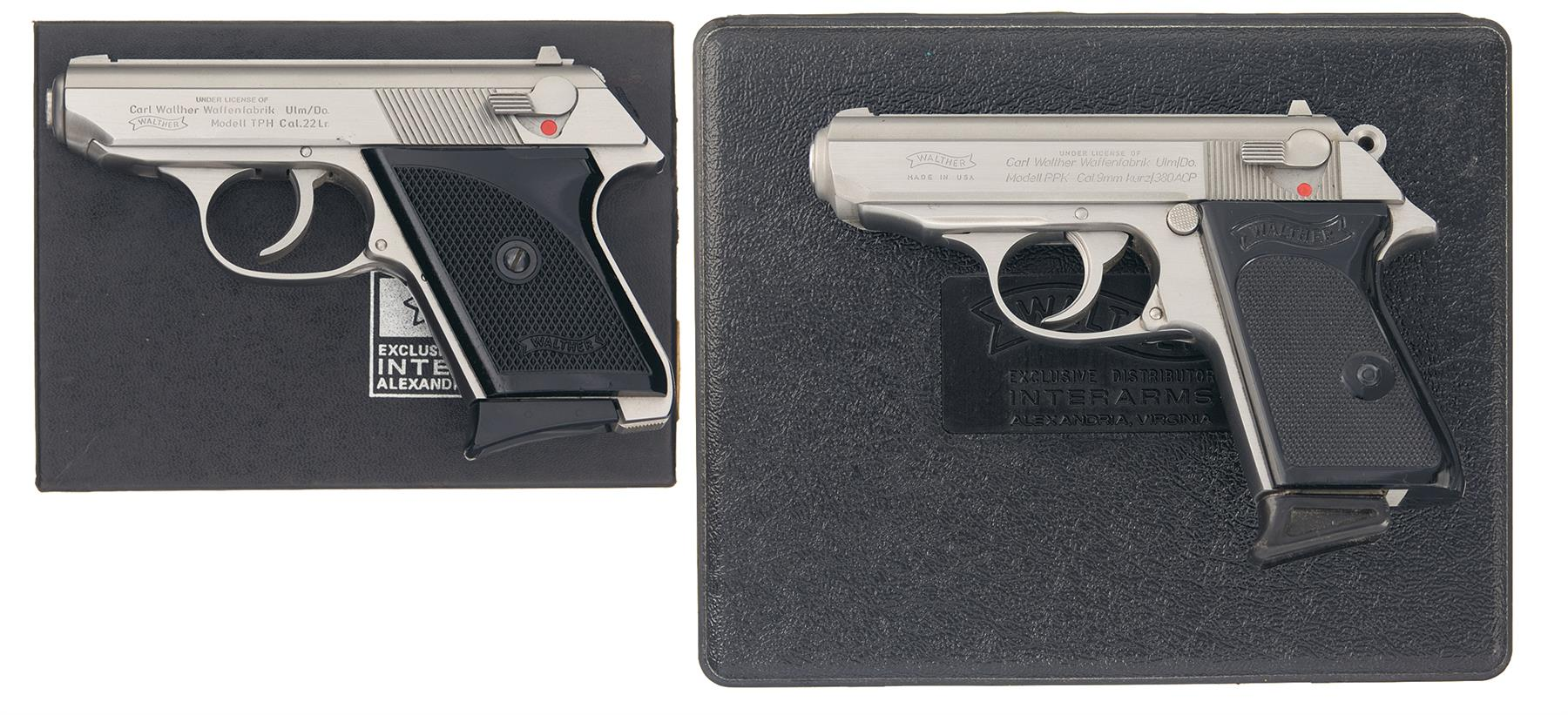 interarms 38 special serial numbers