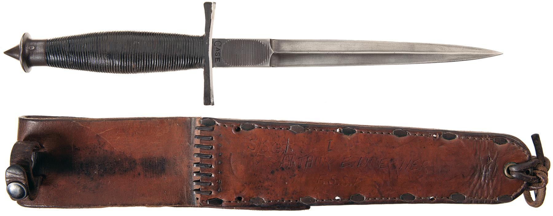 Rare Combat Knives