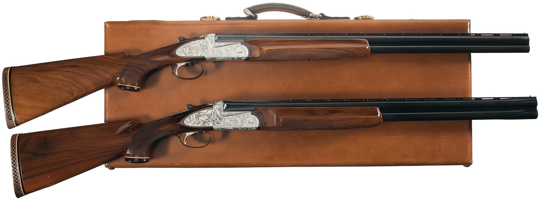 Italian - Double Barrel-Shotgun Firearms Auction Lot-378